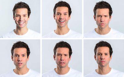 Cómo potenciar la cara como reflejo de tus emociones