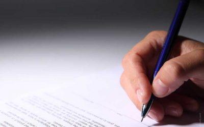 ¿En qué momento debes firmar el contrato de trabajo?