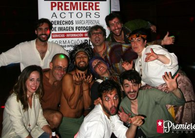 Fiesta del Equinocio de Otoño - Premiere Actors